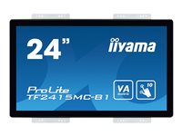 iiyama ProLite TF2415MC-B1 23.8 Inch Black, Full HD, Mounting brackets included