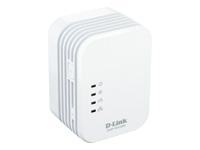 D-Link PowerLine DHP-W310AV - pont - 802.11b/g/n - Ordinateur de bureau