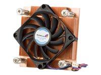 STARTECH.COM  1U Low Profile 70mm Socket 775 CPU Cooler Fan w/ Heatsink & TX3FAN7751U
