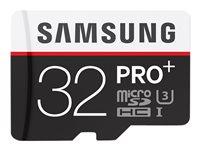 SAMSUNG, Micro SD Card PRO+32GB