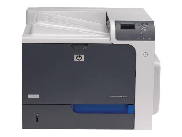 Image of HP Color LaserJet Enterprise CP4025dn - printer - colour - laser