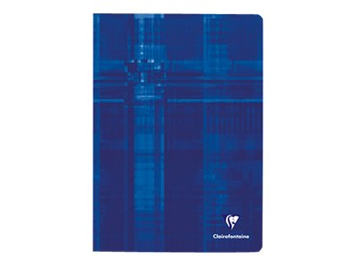 Clairefontaine - A4 - Cahier -  21 x 29,7 - 48 pages - Grands carreaux