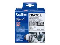 Brother Rubans d'origine DK22211