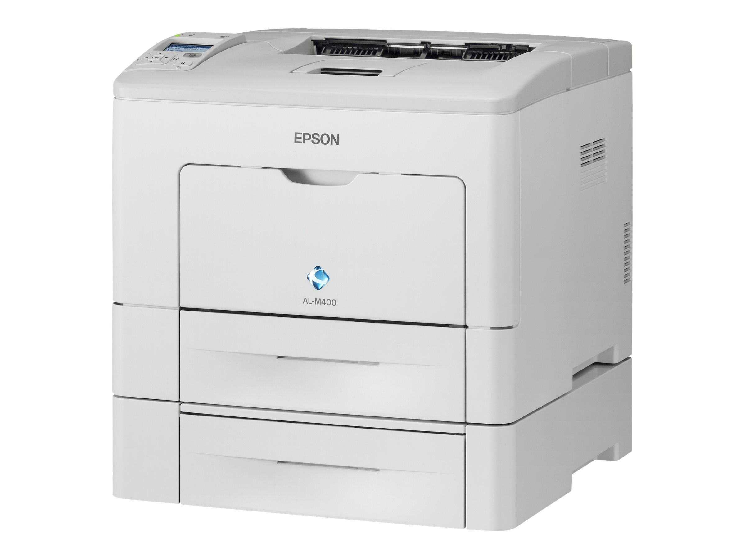 Epson WorkForce AL-M400DTN - imprimante - monochrome - laser