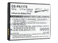 DLH Energy Batteries compatibles GS-PA1179