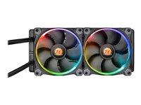 Disip THK Water 3.0 Riing RGB 240 Sist Enfriamiento Liquido INTEL/AMD