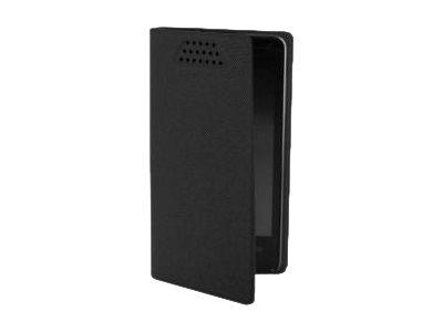 Muvit Folio Stand M protection à rabat pour téléphone portable