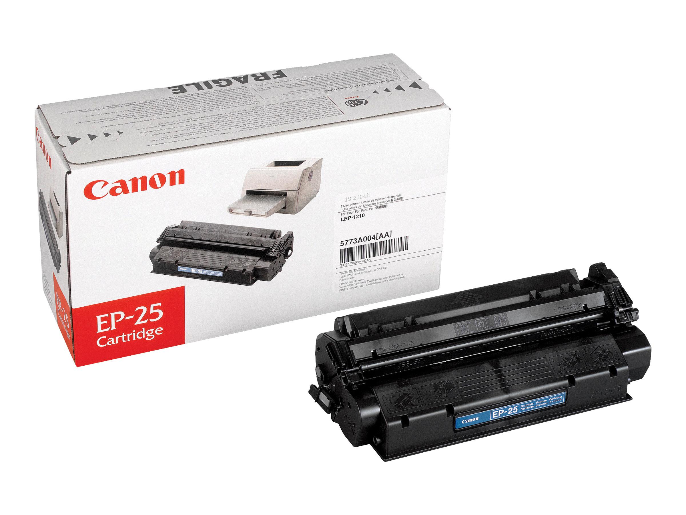 Canon EP-25 - noir - originale - cartouche de toner