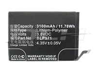 DLH Energy Batteries compatibles OS-PA2421