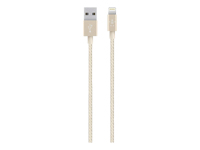Belkin MIXIT Lightning to USB Cable - câble de données / charge pour iPad / iPhone / iPod - Lightning / USB 2.0 - 1.2 m