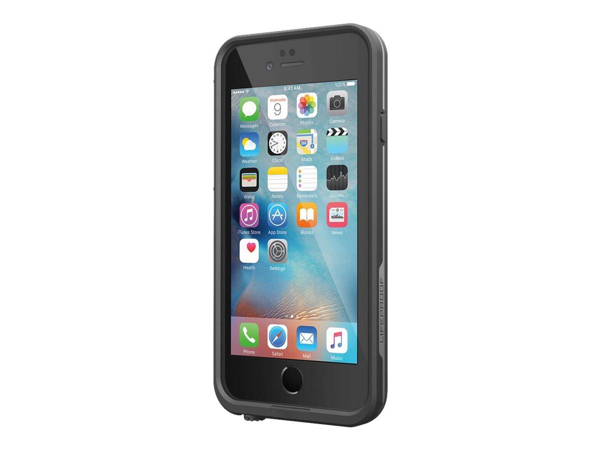 LifeProof Fre - Étui de protection étanche  pour iPhone 6 Plus, 6s Plus - noir