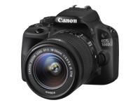 Canon EOS 100D - appareil photo numérique objectif EF-S 18-55 mm IS STM