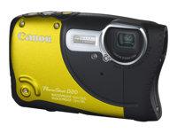 Canon PowerShot D20, PowerShot D20 12.1Mpix, 3LCD, 5x zoom, Yell