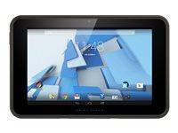 "HP Pro Slate 10 EE G1 - Tablet - Android 4.4 (KitKat) - 16 GB eMMC - 10.1"" IPS (1280 x 800) - microSD slot - lava gray"