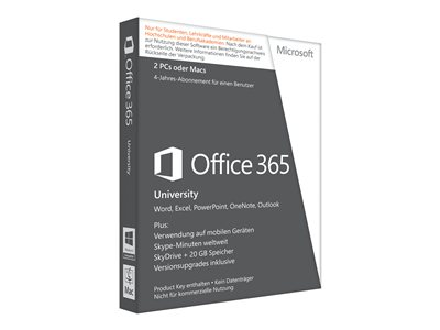 Microsoft Office 365 University
