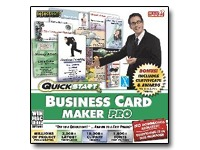 Quickstart Business Card Maker Pro