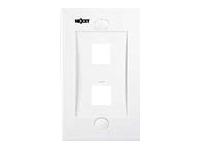 Nexxt - Wall plate - white