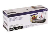 BROTHER TONER TN-221BK PARA 2500 PAGiNAS NEGRO
