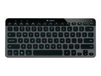 K810 CZ, Klávesnice Logitech Bluetooth Illuminated Keyboard K810