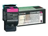 Lexmark, Toner f C544/X544 Magenta RP