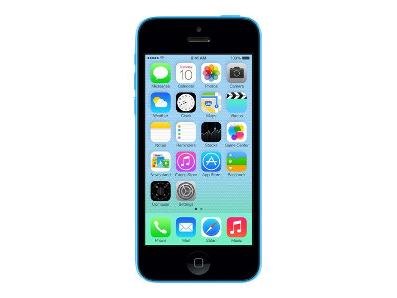 Apple Iphone C  Go Bleu Gsm