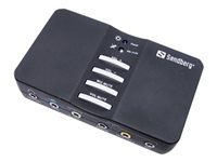 Sandberg USB Sound Box carte son