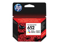 HP 652 Tri-colour Ink Cartridge, HP 652 Tri-colour Ink Cartridge