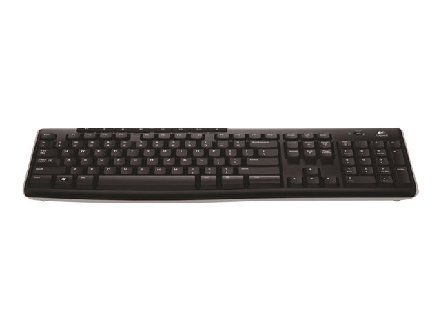 Image of Logitech Wireless Keyboard K270 - keyboard - English - United Kingdom