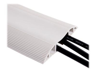 Dataflex - Ochrana kabelu - světle šedá