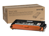 Image of Xerox - black - original - toner cartridge