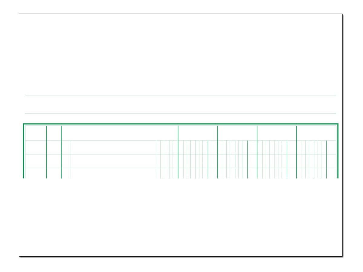 Exacompta - Manifold de duplicata - 50 pages - 4 colonnes - A4 - en double