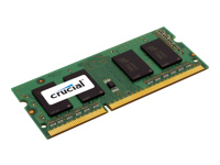 Crucial DDR3L 8 GB SO DIMM 204-PIN 1600 MHz / PC3-12800 CL11 1.35 V