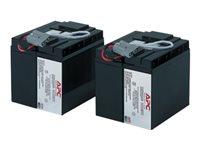 Bateria remplazo APC RBC55 para SUA2200 SUA3000