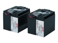 APC - RBC&MOBILE POWER PACKS APC Replacement Battery Cartridge #55RBC55