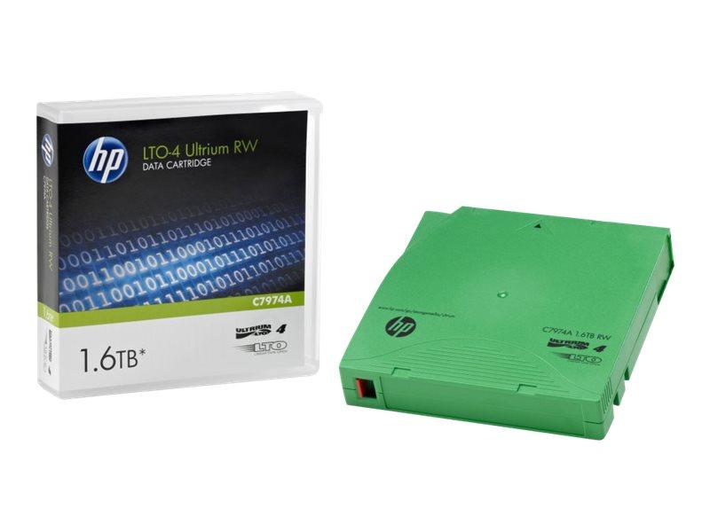 HPE LTO ULTRIUM 4 800 GB 1.6 TB PARA HPE MSL4048 S