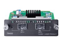 TP-LINK TX432 Ekspansionsmodul 10 Gigabit SFP+ x 2