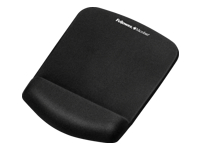 Fellowes PlushTouch Mouse Pad/Wrist Rest with FoamFusion Technology