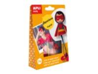 APLI kids Super héros - kit de travaux créatifs