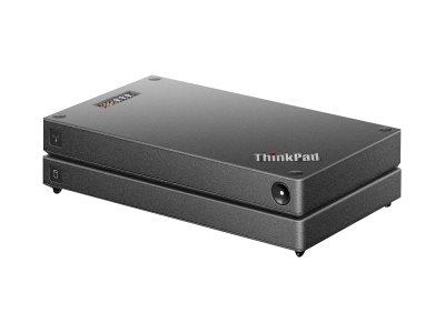 Lenovo ThinkPad Stack Wireless Router/1TB Hard Drive kit - trådløs ruter - 802.11a/b/g/n/ac - stasjonær 4XH0H34187