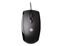 HP - Mouse - optical - 3 buttons - wired - USB - piano black - for OMEN by HP 880; HP 15, 20; Envy 17, dv7; Pavilion 17, 27, 500, 550, 59X, dv6, dv7, g6, g7