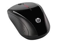 HP X3000 - Ratón - óptico