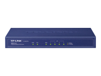 TP-LINK SafeStream TL-R600VPN Router 4-port switch GigE