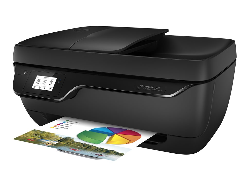 Impresora HP All in One Officejet 3832