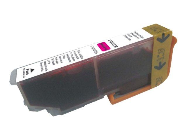 UPrint E T24XLM - XL Capacity - magenta - cartouche d'encre (équivalent à : Epson T2433)