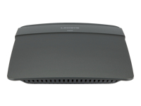 Linksys E900 Trådløs router 4-port switch 802.11b/g/n 2,4 GHz