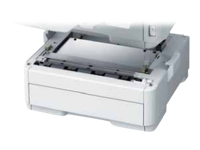 OKI - Media drawer and tray - 530 sheets in 1 tray(s) - for OKI MPS4200; B401, 411, 412, 431, 432; ES 51XX; MB441, 451, 461, 471, 472, 491, 492, 562