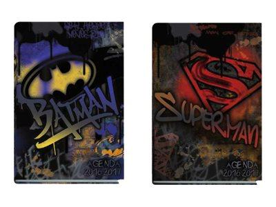 Exacompta Forum DC Comics - agenda quotidien