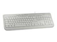 Microsoft Wired Keyboard 600 - clavier - français
