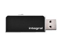 Integral Europe Clés USB INFD32GBCHR3.0BK