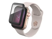 ZAGG InvisibleShield Glass Curve Elite - Screen protector for smart watch - for Apple Watch (42 mm, 44 mm)